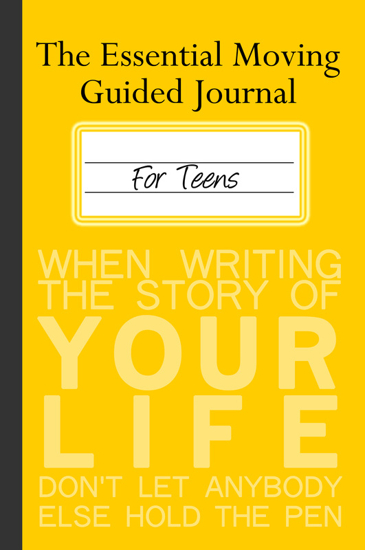 The Essential Moving Guided Journal For Teens